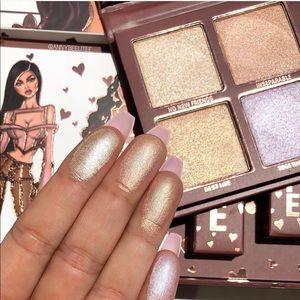 BNIB Kylie x Jordan Highlighting Face Palette